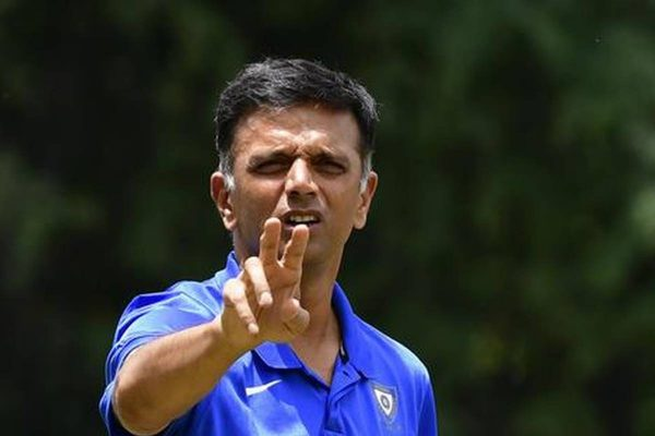 Rahul Dravid to travel to SL as Indian team's head coach