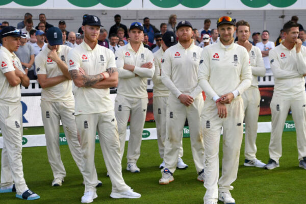 England rise up to the third rank in the World Test Championship ranking