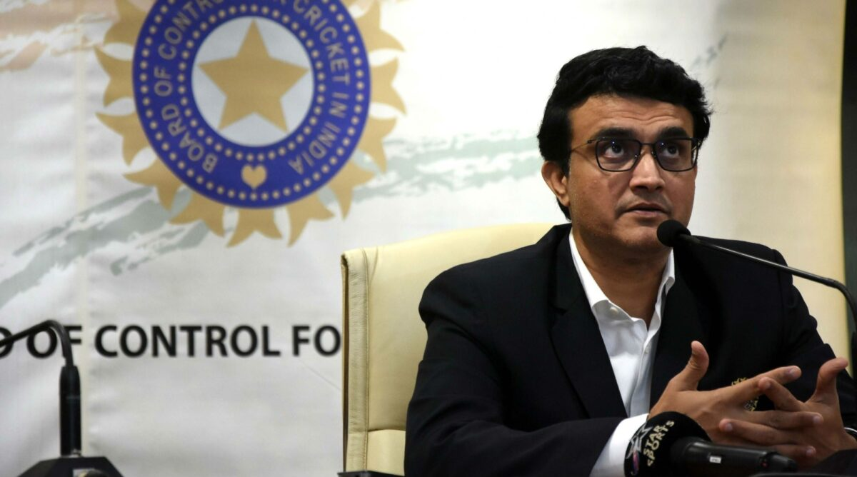 Sourav Ganguly lands in UAE ahead of IPL, BCCI starts temporary office