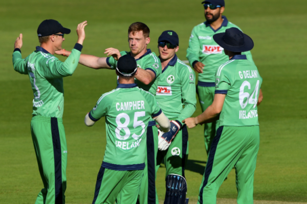 Ireland name Peter Chase, George Dockrell for the 2nd ODI against England