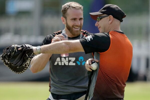 New Zealand coach Gary Stead talks about his relationship with Kane Williamson