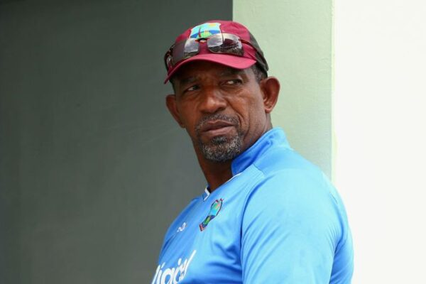 'One of the toughest places to bat'- West Indies coach Phil Simmons after batting collapse