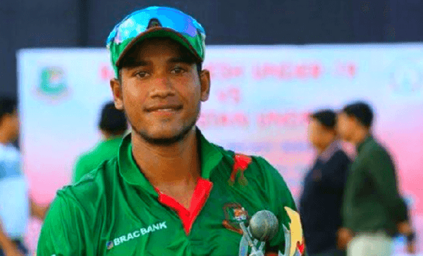 Young Bangladesh pacer handed a two-year ban for anti-doping violation