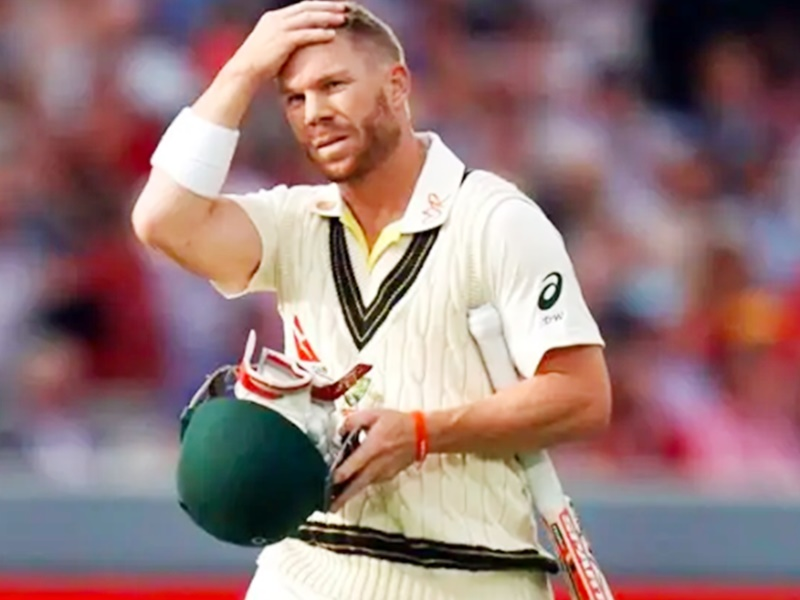 David Warner admits he should have opted out of the last two Tests of the Border-Gavaskar series
