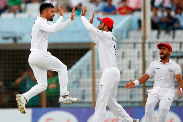 Afghanistan to tour Australia for a Test series in December