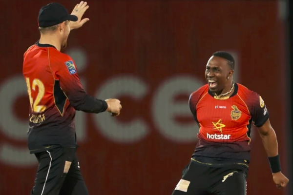 Dwayne Bravo becomes the first bowler to take 500 T20 Wickets