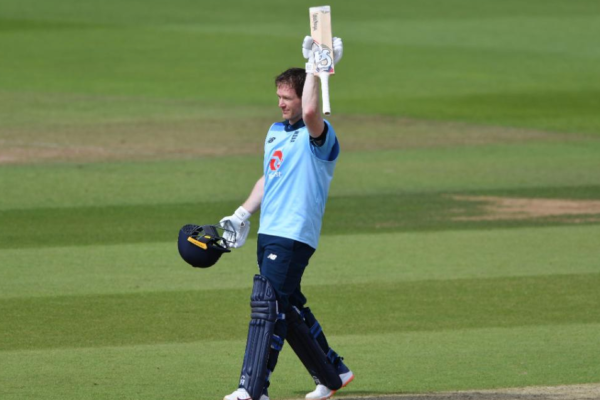 Eoin Morgan overtakes MS Dhoni with most sixes by International Captain