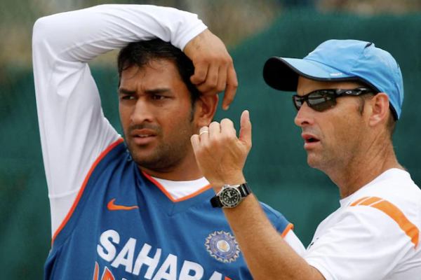 Gary Kirsten thanks MS Dhoni for the privilege of working with him