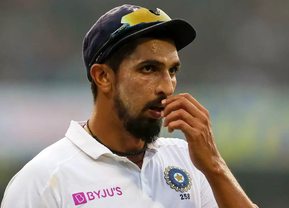 Ishant Sharma sustains injury in hand in WTC Final, gets three stitches