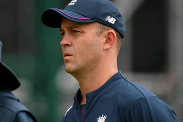 Jonathan Trott appointed as the batting coach of England