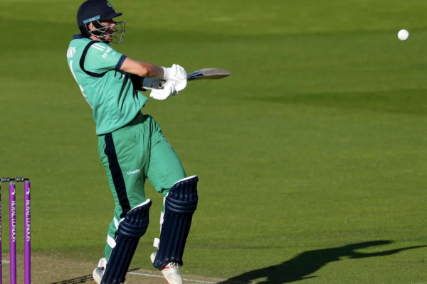 Leicestershire confirm signing Ireland's Gareth Delany