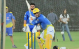 'MS Dhoni is hitting sixes all over the park'- CSK CEO