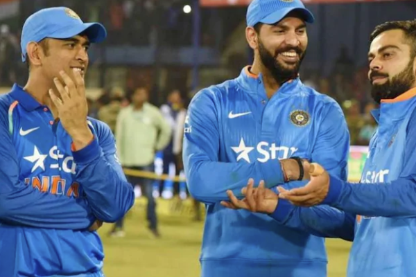 MS Dhoni showed me the real picture regarding 2019 World Cup- Yuvraj Singh