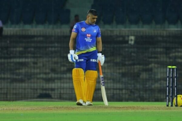 MS Dhoniexpected to play till 2022