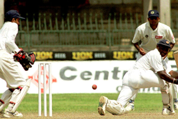On this day in 1997, Sri Lanka broke the record for highest Test total