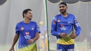 Piyush Chawla excited to learn from Harbhajan Singh in CSK