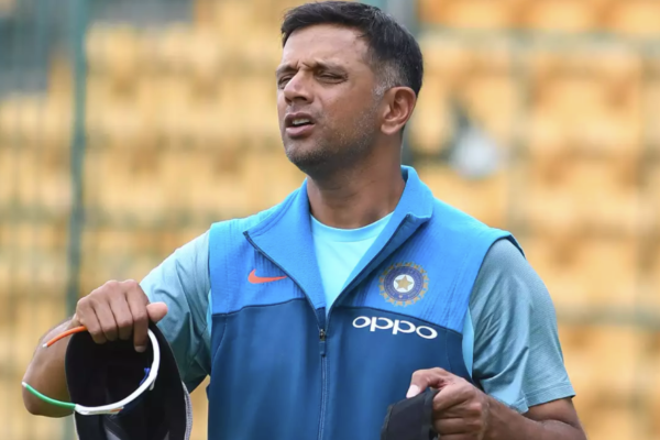 Rahul Dravid urges state associations to use former 'Experienced' players