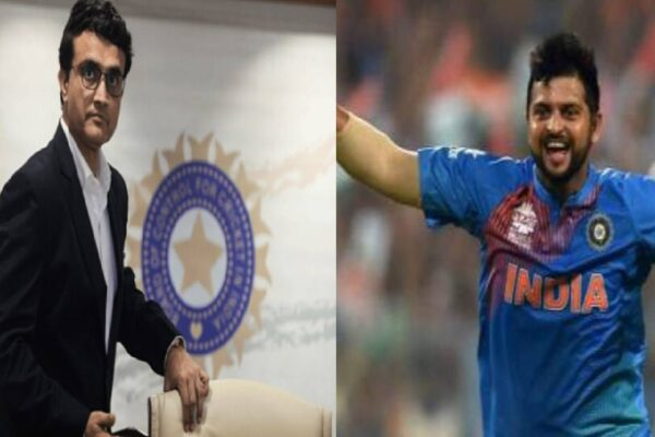'Raina has been one of the key performers in white-ball cricket'- Sourav Ganguly