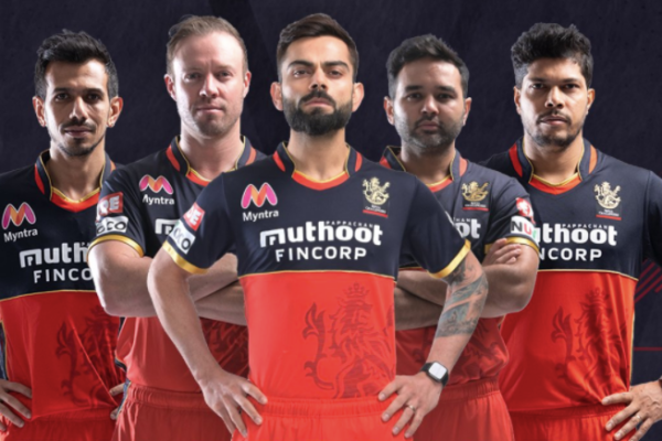 Royal Challengers Bangalore reveal new Jersey ahead of the IPL 2020