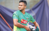 Shakib Al Hasan set to start training in Bangladesh from September