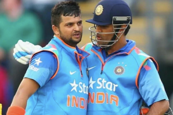 Suresh Raina reveals why MS Dhoni announced retirement on 74th Independence Day