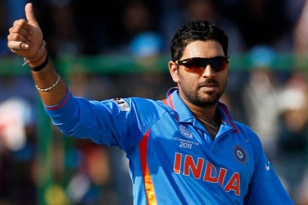Yuvraj Singh pays tribute to four 'greatest left-handed legends' of cricket