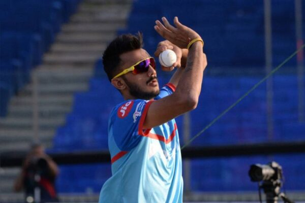 Axar Patel recovers from Covid-19; joins Delhi Capitals squad