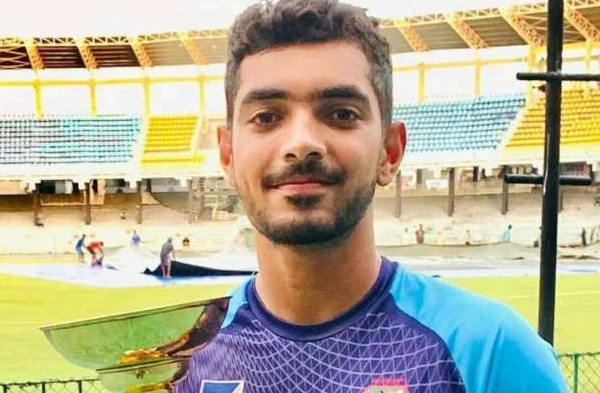 Bangladesh cricketer Saif Hassan tests positive for Coronavirus