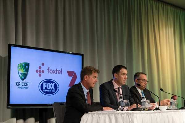 Channel Seven ends broadcast deal with Cricket Australia