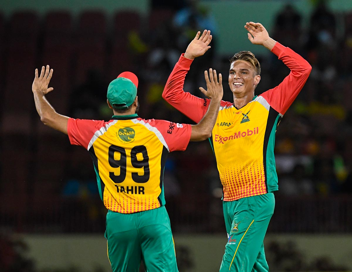 Chris Green equals record for the most economical spell by an Australian in T20 cricket