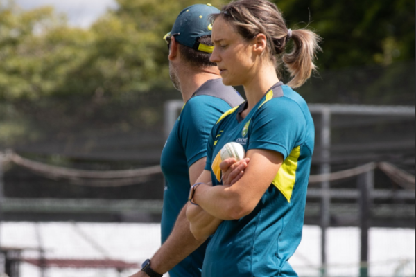 Ellyse Perry ruled out of the first T20I against New Zealand