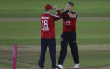 England beat Australia by 2 runs as bolwers surge late fightback