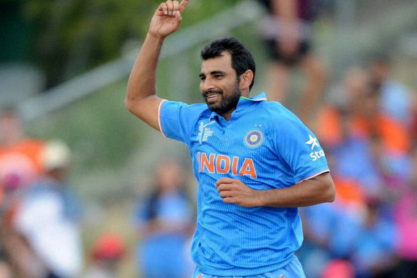 Fans extend wishes to Mohammad Shami as he turns 33 today