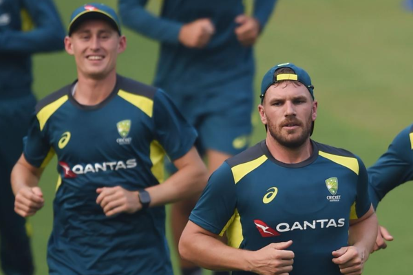 'He played nicely but has to wait'- Finch on his Labuschangne's T20I selection