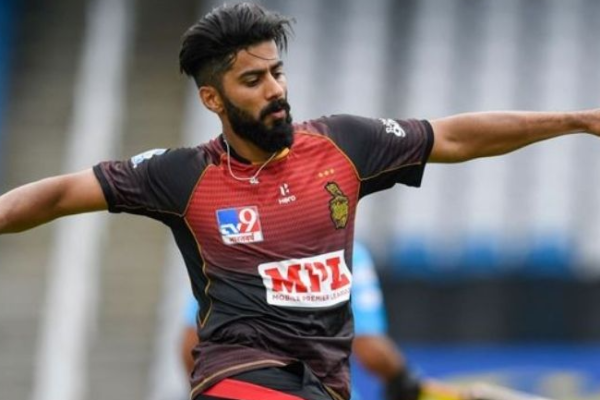 KKR name pacer Ali Khan as replacement of Harry Gurney