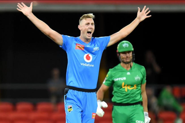 Melbourne Stars pen a trade deal with Billy Stanlake