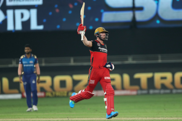 Royal Challengers Bangalore defeat Mumbai Indians in a Super over decider