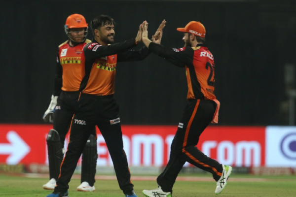 Sunrisers Hyderabad defeats Delhi Capitals by 15 runs (1)