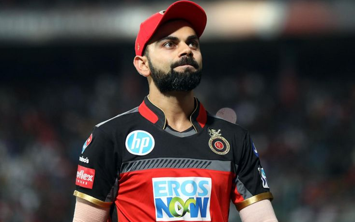 """""""We might be disappointed today, but no one looks broken"""" - Virat Kohli"""