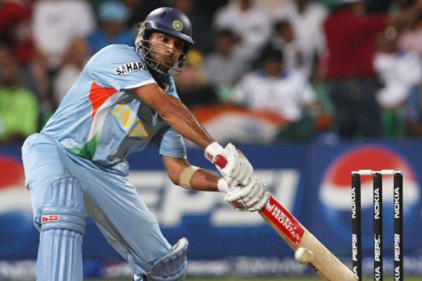 Yuvraj's smashing 70 helped India eliminate Australia in the semifinals of 2007 T20 WC
