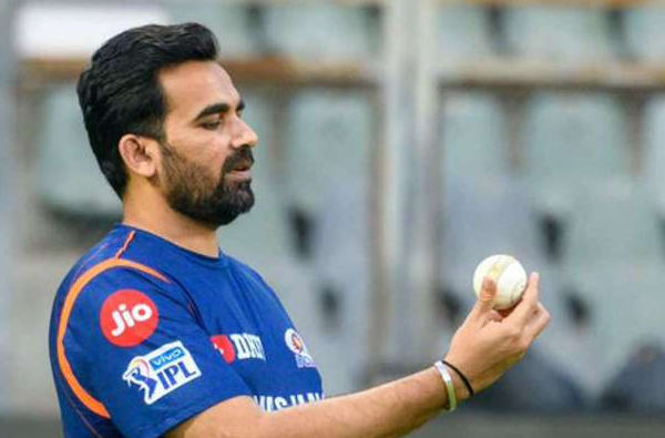 Zaheer Khan denies the dew factor in the current stage of tournament