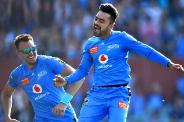 Adelaide Strikers extends contract with Rashid Khan
