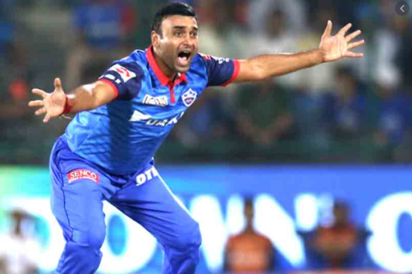 Amit Mishra doubtful to play against RCB