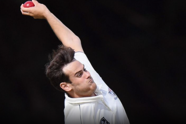 Auckland cricketer Ben Lister becomes first COVID-19 replacement