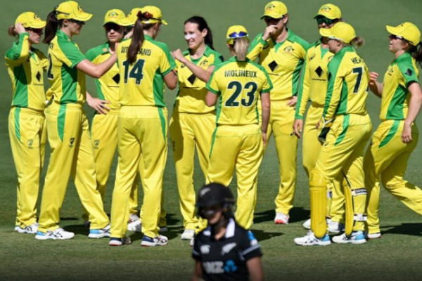 Australia women create 21-match ODI winning streak, defeat NZ-W by 232 runs