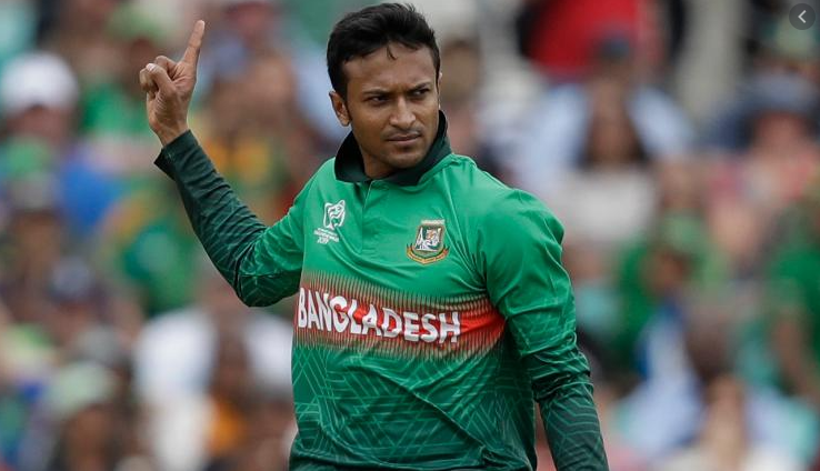Shakib Al-Hasan chooses IPL over Test series against Sri Lanka