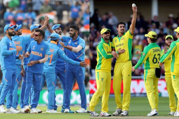India vs Australia: Sydney and Canberra to host the white-ball series