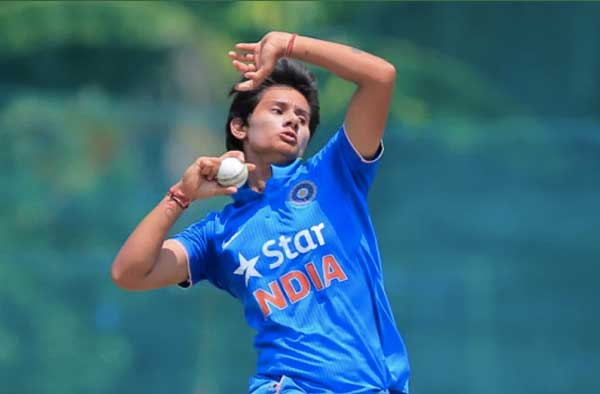 Mansi Joshi ruled out of Women's T20 Challenge, tests positive for COVID-19