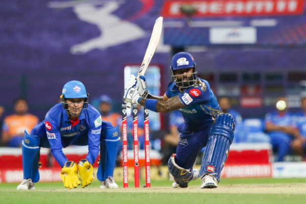 Mumbai Indians defeat Delhi Capitals by 5 wickets, reclaim the top position in standings