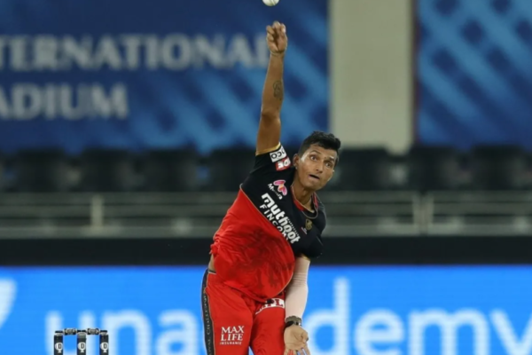 RCB physio confirms the absence of Navdeep Saini for the upcoming matches